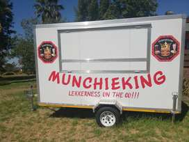 Food Trailer FOR SALE!!!