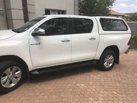 Toyota Hilux 2.8GD Double Cab 4x4 Automatic