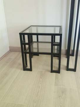 Server and coffee tables