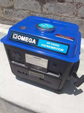 Omega 2 stroke generator for only R1500 New and free delivery