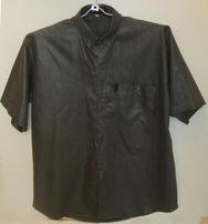 Мужские рубашки летние фирменные размер L