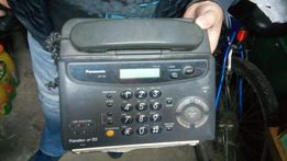 Telefon i faks firmy panasonik