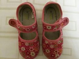 Детские туфельки Браска Верх из ткани