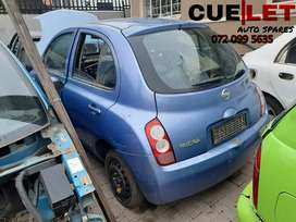 Nissan Micra 1.4 Liter stripping for parts