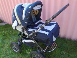 Дитяча коляску 3 в 1 виробництво Польща