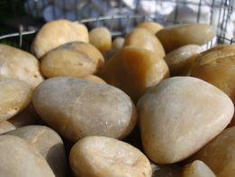 Otoczak Polerowany Żółty, Kamień Idealny do Twojego Ogrodu