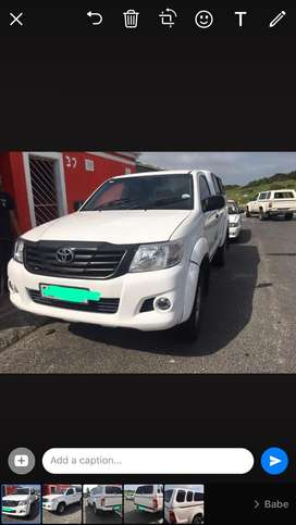 Toyot Hilux