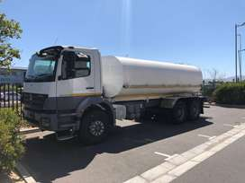 2006 Mercedes Benz Axor Truck with Water Tanker