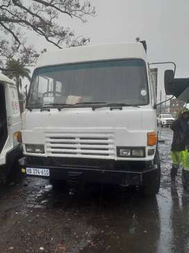 HINO DOLPHIN SINGLE DIFF HOSRE WITH 447 TURBO ENGINE R95000
