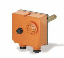 """Термостат TLSC з аварійним термост. 90-110 °C, 0-90 °C, 1/2 """", 100мм"""
