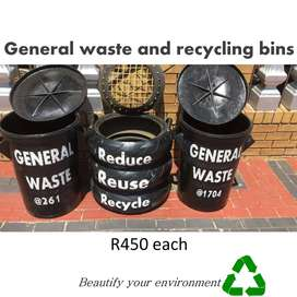 Waste bins for sale