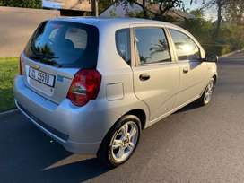 Chevrolet Aveo in Mint condition.