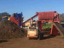 Compost and topsoil /Lawn dressing