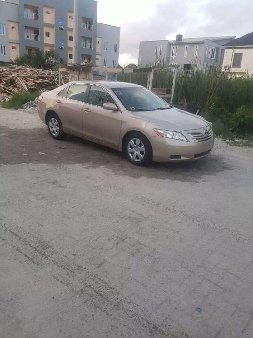 Tokunbo Toyota Camry 2009 0