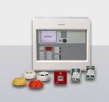 Пожарная и сигнализация; пожежна сигналізація та системи пожежегасіння