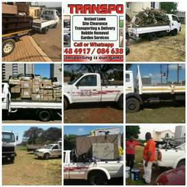 Transport and Removal