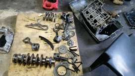 Hyndai H1 2.5 Engine parts for sale