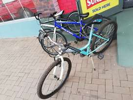 Bmx & Mountain Bicycles For Sale