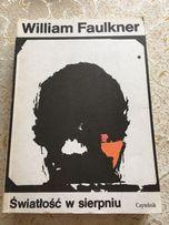 William Faulkner - Światłość w sierpniu