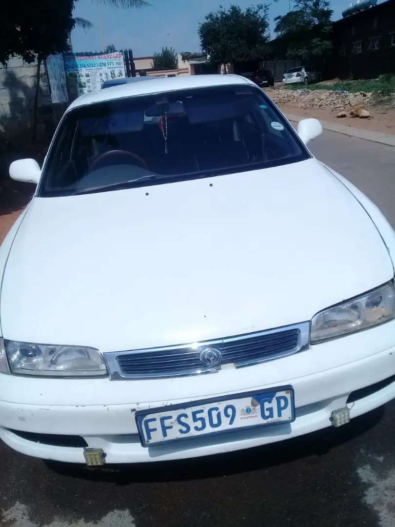 Mazda 626 v6 24vale to swop or for sale 0