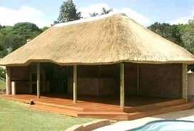 THATCHING AND LAPAS