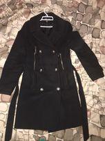 Пальто кашемировое осеннее