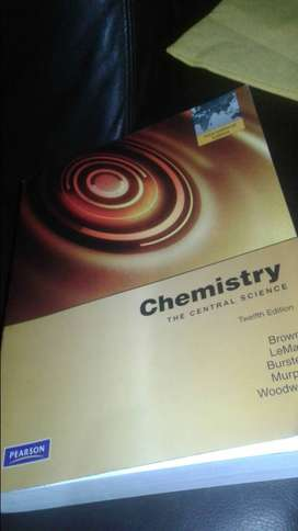 Chemistry: The Central Science 12th Edition