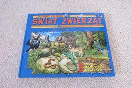 Książka Puzzle Świat zwierząt tajemnice przyrody