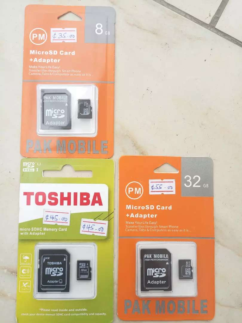 Reliable sd memory card. No disappointment here 0