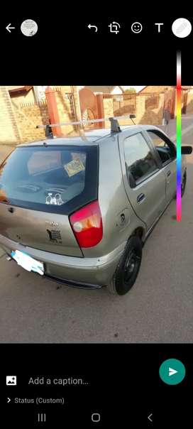 2006 fiat palio 1.2 its still in a good condition