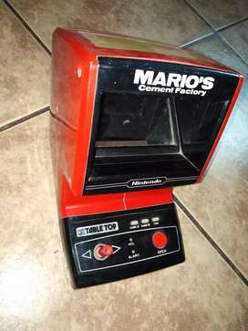 Mario cement factory collectable for sale