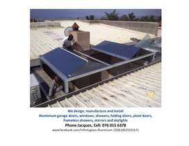 Skylights custom made to suit your needs