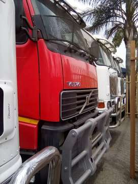 Volvo double diff truck for sale