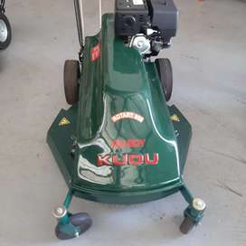 Kudu lawnmower