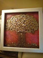 """Картина """"Денежное дерево"""""""