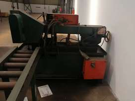 Do all bandsaw semi automatic 250mm