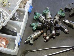 Промывка инжектора (чистка форсунок) в Харькове