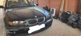 BMW 320I car running good nothing to fix