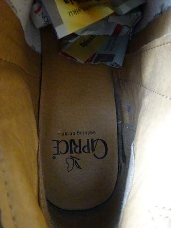 Caprice walking on air botki r.39 wkładka 25,3 cm buty obuwie kozaki Poznań - image 7