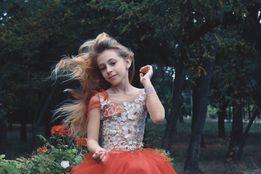 Шикарное платье для бальных танцев Стандарт, для европейской программы