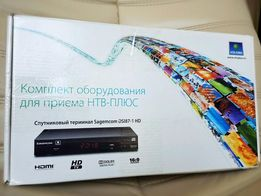 Тюнер Sagemcom DSI87-1 HD IPTV