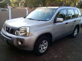 Nissan X-Trail 2, 0 X E, 4x2 Silver Grey, 2010, Petrol, Manual