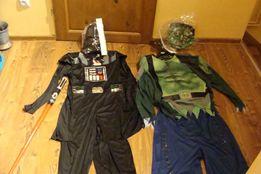 strój karnawałowy kostium Star Wars Wader, zielony duch roz. L, Xl