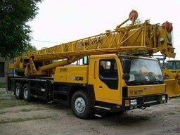 Аренда автокрана 25 тонн XCMG QY25K