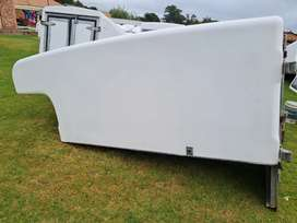 Nissan freight canopy