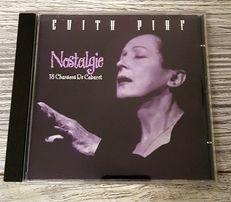 Edith Piaf - Nostalgie