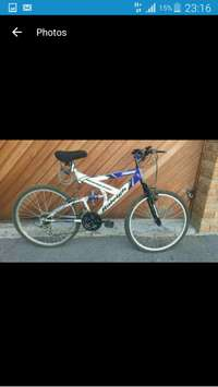 Image of Raghleigh mountain bike urgent sale!!! No space