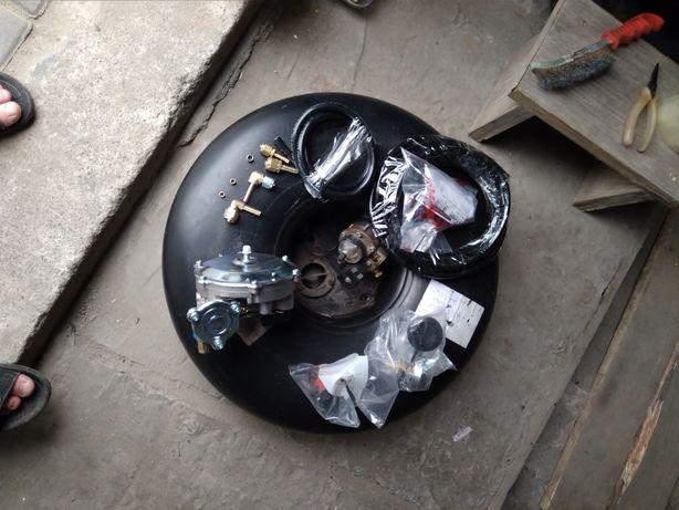 Газова установка 2і4поколіня Клевань - изображение 1