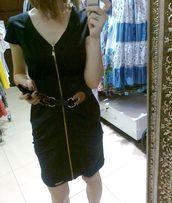 Плаття темно-синє s/m