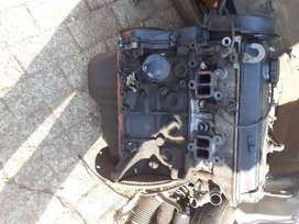 Toyota 2E engine stripping for spares